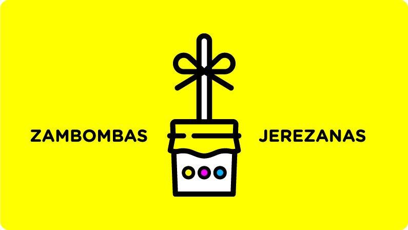 PORTADA LETRAS DE ZAMBOMBAS JEREZANAS / NEXOGRÁFICO JEREZ